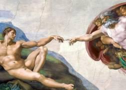 Creation of Adam (Michel-Ange) - Muzeo.com