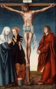 La Crucifixion (Lucas Cranach l'Ancien) - Muzeo.com
