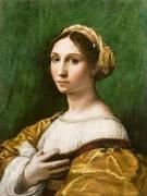Portrait de femme (Raphaël) - Muzeo.com