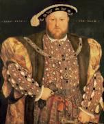 Portrait of Henry VIII (1491-1547) aged 49 (Holbein Hans;le Jeune) - Muzeo.com