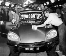 1000000Th Ds Citroen Car (anonymous) - Muzeo.com