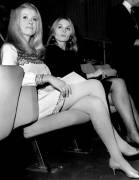Actresses Catherine Deneuve and Francoise Dorleac (anonyme) - Muzeo.com