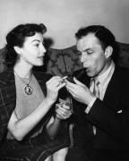 Ava Gardner and Franck Sinatra (Keystone) - Muzeo.com