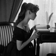 Brigitte Bardot (born in 1934), French actress. (Gaston Paris) - Muzeo.com