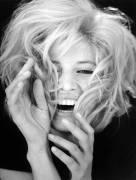 Italian actress Monica Vitti (anonyme) - Muzeo.com
