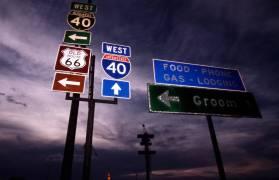 07/00/2001. Route 66 (Jean-Marc Giboux) - Muzeo.com