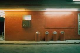 Bins outside Building (Carroll Patty) - Muzeo.com