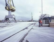 Dock St Malo (Siran Jerome) - Muzeo.com