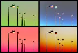 Streetlights (Audebert Christophe) - Muzeo.com