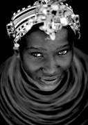 Samburu girl, Kenya (Lafforgue Eric) - Muzeo.com