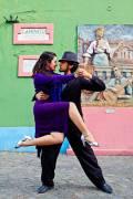 Tango dancers (John W Banagan) - Muzeo.com