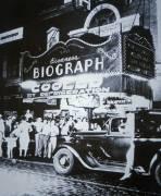 Biograph cinema theatre, Chicago, 1934 (anonyme) - Muzeo.com