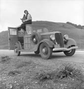 Dorothea Lange in California (anonyme) - Muzeo.com