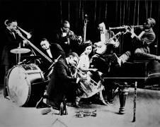 King Oliver's Creole Jazz band, 1920 (anonyme) - Muzeo.com