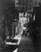 A street in Shanghai, China, 1906 (Gibbes E. B.) - Muzeo.com