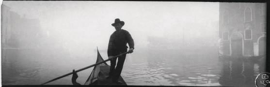 Gondolier à Venise (Constant Puyo) - Muzeo.com