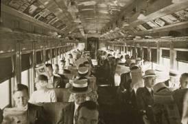 Rail Commuters, New York (anonyme) - Muzeo.com