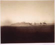 Camp de Châlons : manoeuvres du 3 octobre (Le Gray Gustave) - Muzeo.com