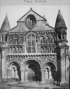 Eglise Notre-Dame-la-Grande, Poitiers (Mestral Auguste ,Le Gray...) - Muzeo.com