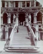 Doge's Palace Staircase (Carlo Naya) - Muzeo.com