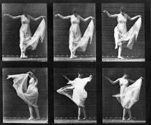 Animal Locomotion : Danseuse (Eadweard Muybridge) - Muzeo.com