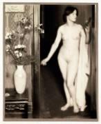 Nude (Mrs Thompson) (Clarence Hudson White) - Muzeo.com