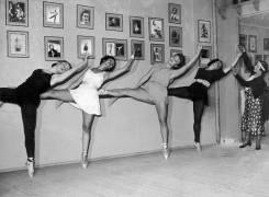 Mathilde Kschessinska's Dance School (Keystone) - Muzeo.com
