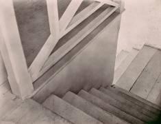 Stairs, Mexico City (Tina Modotti) - Muzeo.com