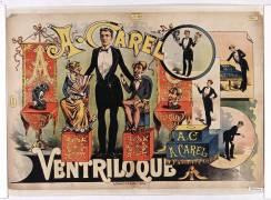 A. Carel ventriloque (anonyme) - Muzeo.com