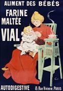 Farine maltée Vial, l'aliment des bébés (Fernand Fernel) - Muzeo.com