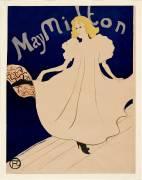 La danseuse anglaise May Milton (Henri de Toulouse-Lautrec) - Muzeo.com